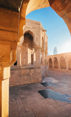 Best historical and cultural sights in Baku