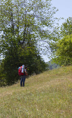 Hiking along the Dastafur – Chiragli trail