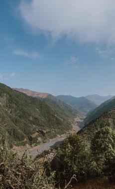 Пеший поход по маршруту Илису – Гашгачай