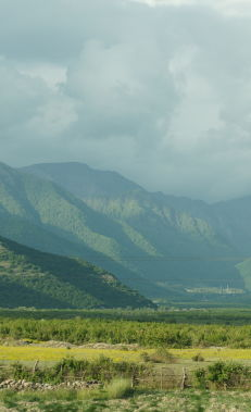 Пеший поход по маршруту Гашгачай – Гумух