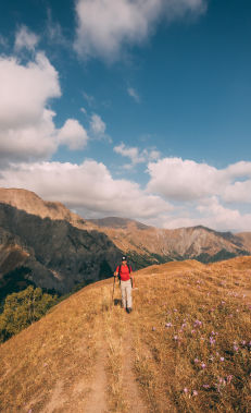 Пеший поход по маршруту Баш-Гойнук – Киш