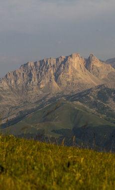 Hiking along the Chiragli trail-Javadkhan peak
