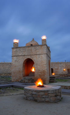 Learn the legacy of ancient fire worshippers