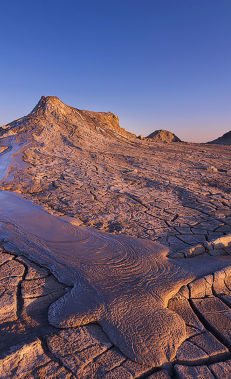 Palçıq vulkanlarını özünüz üçün kəşf edin