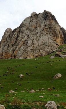 Откройте тайны горы Бешбармаг