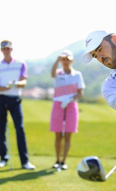 Сыграйте в гольф на фоне кавказской природы в Губе