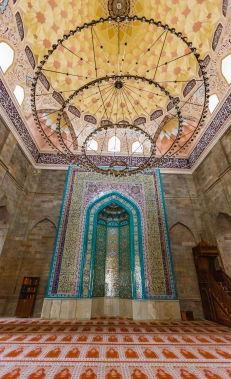 Посетите Джума-мечеть – первую мечеть в Азербайджане