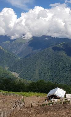 Поднимитесь в горы Загаталы