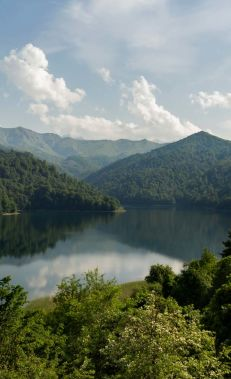 Be inspired by Lake Goygol