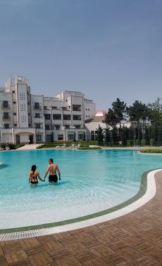 Омолодитесь на лечебных курортах Нафталана