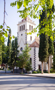 Visit Shamkir's German heritage
