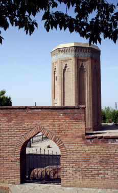 Marvel at the Momine Khatun Mausoleum