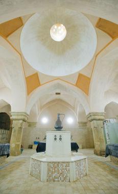 Расслабьтесь в традиционных хаммамах Баку