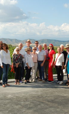 Tours of Savalan Wines