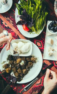 Кулинарный мастер-класс – готовим долму