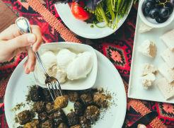 Culinary masterclasses – dolma