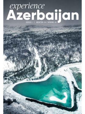 Experience Azerbaijan #1| зима 19 / весна 20