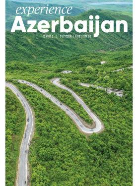 Experience Azerbaijan #2 | лето / осень 20