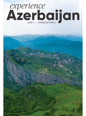 Experience Azerbaijan #4 | Summer / Autumn 21