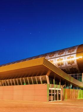 Посетите Музей ковра в Баку