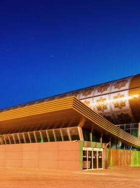 Посетите Бакинский Музей Ковров