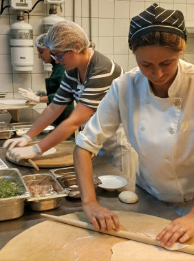 Sample Lezgi cuisine