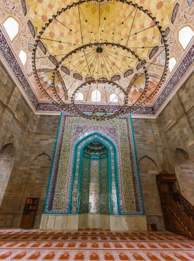 Visit Juma Mosque, the First Mosque in Azerbaijan