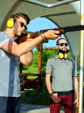 Hit the target at Gabala Shooting Club