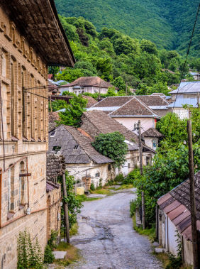 Experience the Silk Road in Sheki