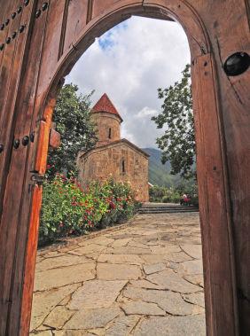 Discover traces of Caucasian Albania near Sheki