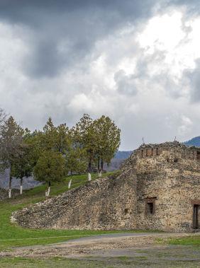 Go history hunting in Zagatala