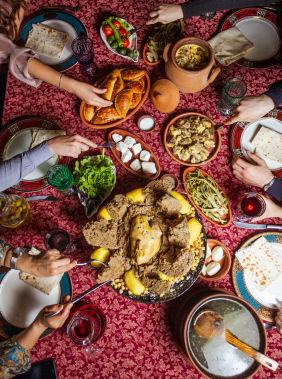 Discover the amazing taste of Nakhchivani cuisine