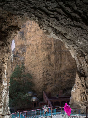 Visit the Ashabi Kahf Cave