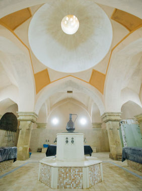 Relax at Baku's traditional hammams