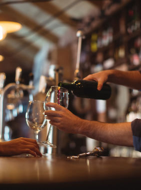 Take a wine bar crawl