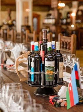 Tours of the Az-Granata winery