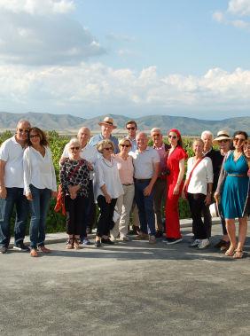 Tours of Savalan Wines