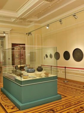 Browse the home of Azerbaijani fine arts