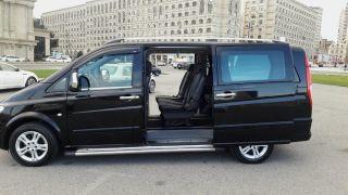 Airport transfer Mercedes Benz Viano