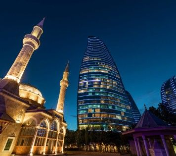 """Why Azerbaijan is asking tourists to """"take another look"""""""
