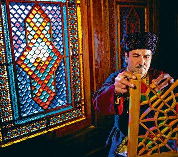 24 Hours in Sheki, Azerbaijan