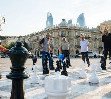 A city guide to the Azerbaijani capital of Baku