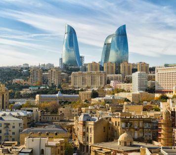 Футуризм и традиции - уникальный коктейль, присущий архитектуре Баку (Азербайджан). Самые знаменитые здания