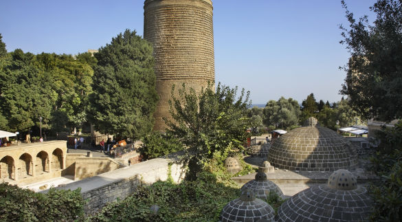 Old City - Icherisheher (UNESCO World Heritage)