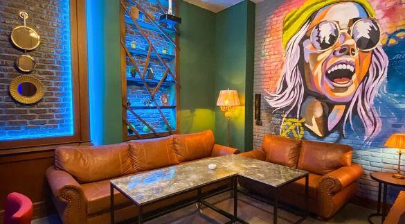 Harrison Baku lounge & bar