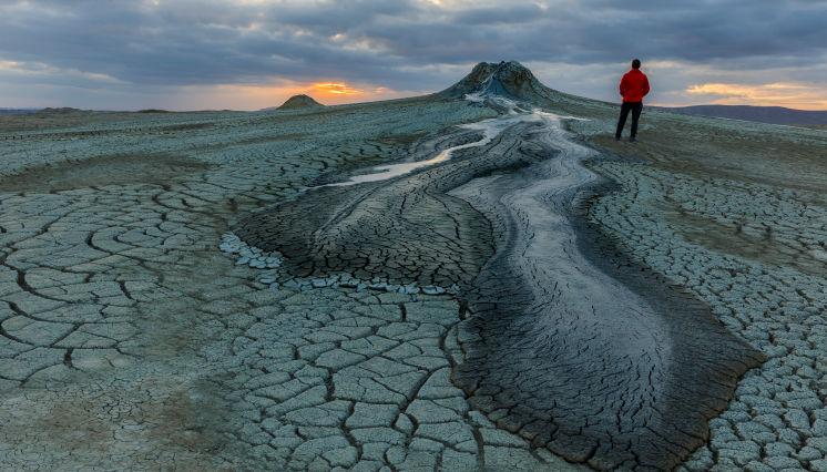 Mud volcano capital