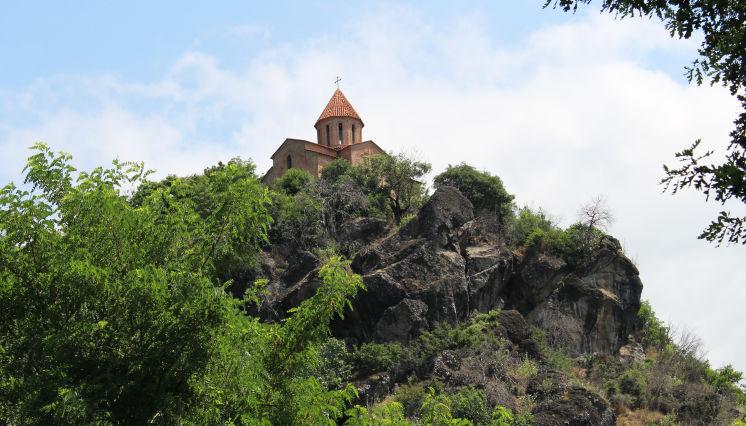 Древние церкви Азербайджана