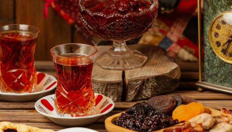 Познакомьтесь с чайной культурой