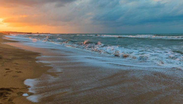 Отдохните на берегу Каспийского моря