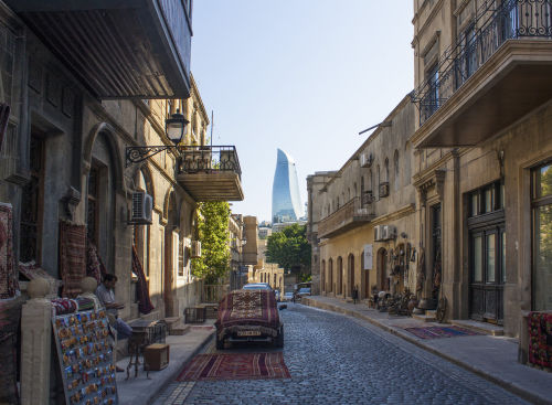 Reconnect with Azerbaijan's iconic spaces